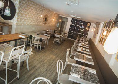 Imagen de bar restaurante Callejón del Gato en la calle Cavanilles