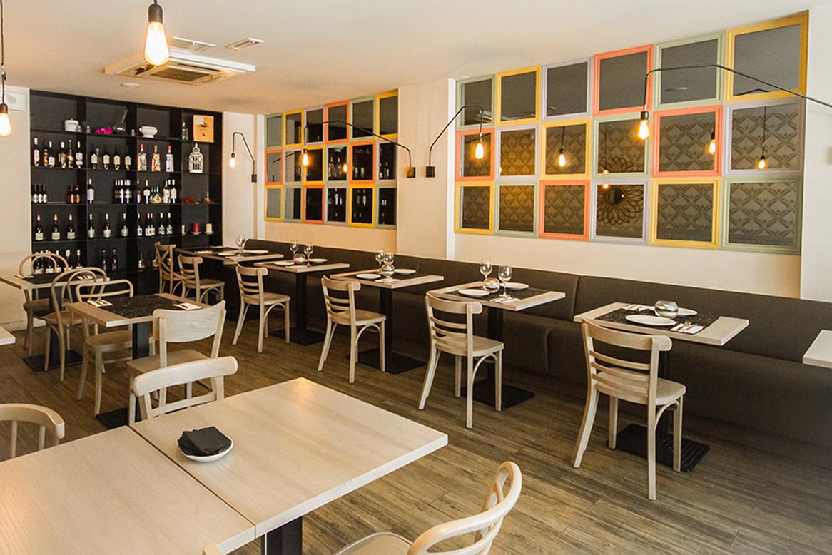 Restaurante Conde de Casal interior